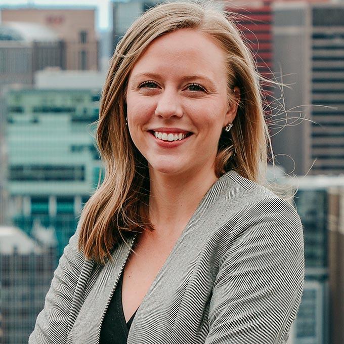 Grace Holt, CFP<sup>®</sup>