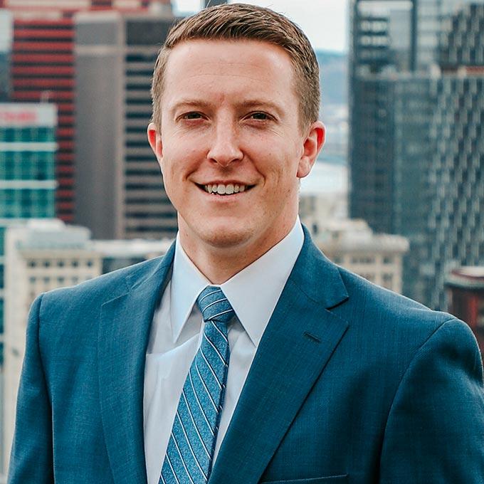 Jake McCracken, CFP<sup>®</sup>